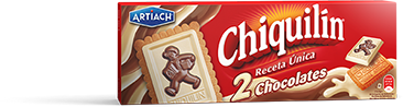 Pack of Chiquilín 2 Chocolates