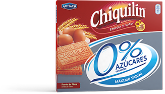 Pack of Chiquilín 0% Sugar