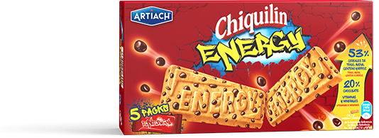 Pack of Chiquilín Energy