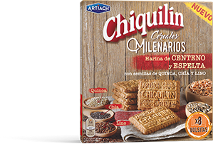Pack of Chiquilín Milenarios