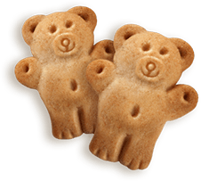 Cookie of Chiquilín Mini Bears Honey