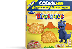 Pack of Dinosaurus Cookienss