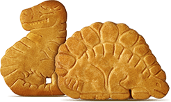 Cookie of Dinosaurus Cookienss