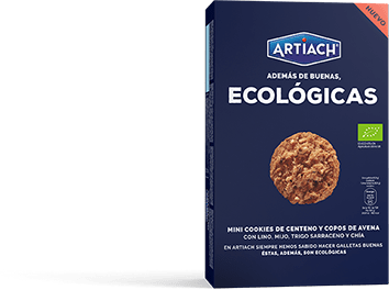 Pack of BIO · ORGANIC Rye and Oats