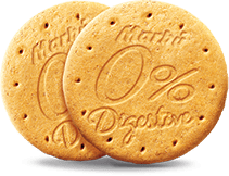 Cookie of Marbú Digestive 0%